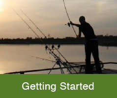 Getting Started - Get into Fishing