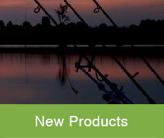 New Products - Get into Fishing