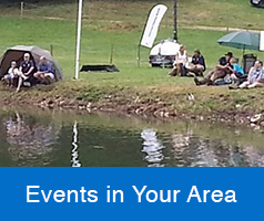 Events in Your Area - Get into Fishing
