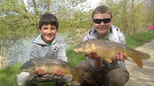 Harrison and Fabien - Get into Fishing
